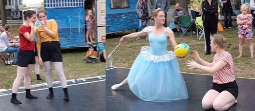 Een balletvoorstelling gemaakt over De Sterrenkoning 1