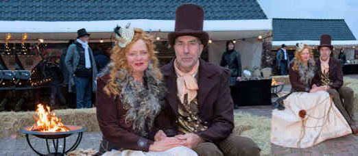 Winterfair in Dickensstijl