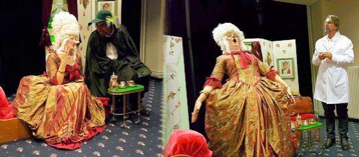 Op 13 september Prinses Serpenta op kasteel Doornenburg 2